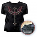Alchemy Gothic - George's Cross (Mens Fitted T-Shirt)