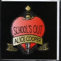 Alice Cooper - School's Out (Greeting Card)