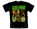 Alice Cooper - They Tried To Kill Him  (T-Shirt)
