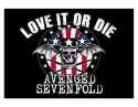 Avenged Sevenfold - Love It Textile Poster