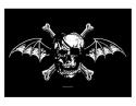 Avenged Sevenfold - Skull Textile Poster