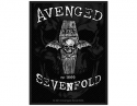 Avenged Sevenfold - Overshadowed  (Woven Patch)