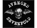 Avenged Sevenfold - Death Bat (Woven Patch)