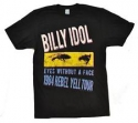 Billy Idol - Eyes Without A Face (T-Shirt)