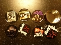 Black Sabbath - Multi Album Pictures Coaster Set In A Tin