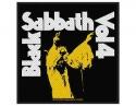 Black Sabbath -  Vol 4  (Woven Patch)