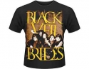Black Veil Brides - Golden (Ladies Fitted T-Shirt)