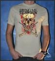 Bring Me The Horizon - CAMISETA HEAVY CALAVERA SKULL (T-Shirt)
