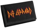 Def Leppard - Logo (Velcro Wallet)
