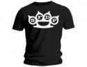 Five Finger Death Punch - Knuckles  (T-Shirt)