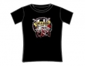 Guns N Roses - Dice Eyes (Ladies Fitted T-Shirt)