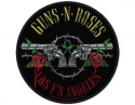 Guns N Roses - Los 'Fn  Angeles  (Woven Patch)
