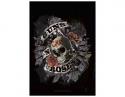 Guns N Roses - Skull Textile Poster