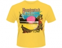 Hawkwind - Warrior On Edge  (T-Shirt)