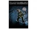 Iron Maiden- Benji Textile Poster