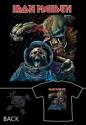 Iron Maiden - Final Frontier Album (T-Shirt)