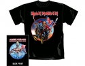 Iron Maiden - Maiden In England (T-Shirt)