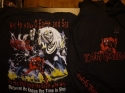 Iron Maiden - N.O.T.B. Red Devil (Pullover Hoodie)