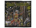 Iron Maiden - Somehwere In Time (Woven Patch)
