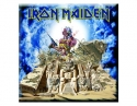 Iron Maiden - Somewhere Back In (Lge Magnet)