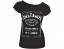 Jack Daniels - Scooptop (Ladies T-Shirt)
