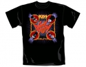 Kiss Sonic Boom - (Ladies Fitted T-Shirt)