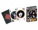 Kiss - Masks Playing Cards