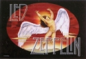 Led Zeppelin- Swansong Textile Poster
