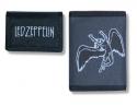 Led Zeppelin - Logo Swansong (Velcro Wallet)