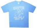 Led Zeppelin - Swansong 1977 Blue  (T-Shirt)