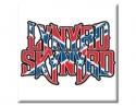 Lynyrd Skynyrd - Logo (Lge Magnets)