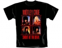 Motley Crue - Shout Wire (T-Shirt)