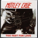 Motley Crue - Too Fast (Greeting Card)