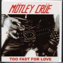 Motley Crue - Too Fast (Greeting Card)