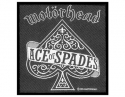 Motorhead - Ace Of Spades (Woven Patch)
