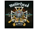 Motorhead - All The Aces (Woven Patch)