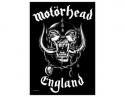Motorhead - England Textile Poster
