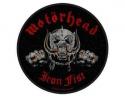 Motorhead - Iron Fist Skull (Woven Patch)