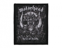 Motorhead - Kiss Of Death (Woven Patch)
