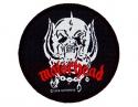Motorhead - War Pig Skull (Woven Patch)