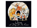 Queen - Day At The Races (Lge Magnet)