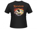 Rainbow - Rising (LadIes Fitted T-Shirt)