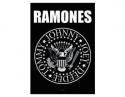 Ramones- Seal Textile Poster