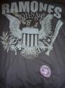 Ramones - Logo  Names  (Pullover Hoodie)