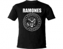 Ramones - Seal (Ladies Fitted T-Shirt)