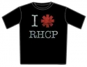 Red Hot Chili Peppers - I Love RHCP (T-Shirt)