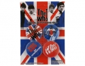 The Who - 4 Assorted Button Badges (Badge Pack)