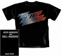 ZZ Top - Beer Hell (Ladies Fitted T-Shirt)