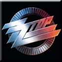 ZZ Top - Classic Logo (Greeting Card)